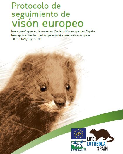 Protocolo de seguimiento del visón Europeo