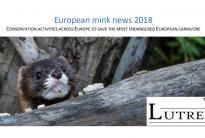 Bulletin de vison d'Europe 2018