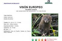 Ficha VISON EUROPEO