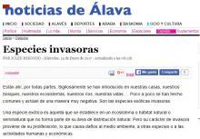Noticias de Álava