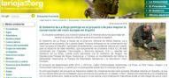 El gobierno de La Rioja participa en el proyecto Life para mejorar la conservación del visón europeo