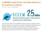 25 años SECEM